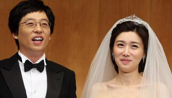 Comedian Yoo Jae-suk and his wife expecting second child