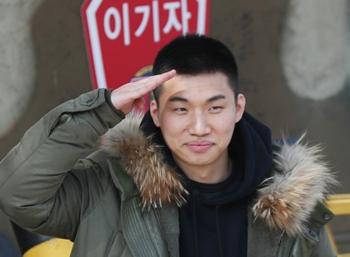 Daesung of BIGBANG starts military service