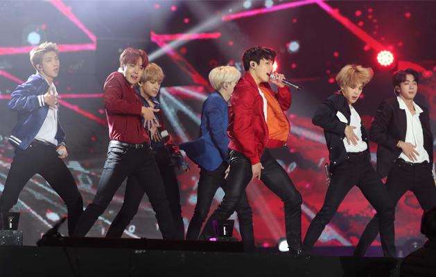 BTS's new album tops Amazon's pre-order list