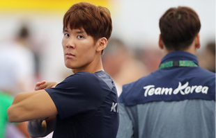 Rio Olympics all about 'joy' for swimmer Park Tae-hwan