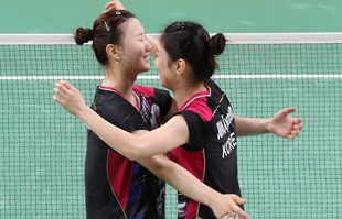 Badminton player shakes off London scandal to win first Olympic medal