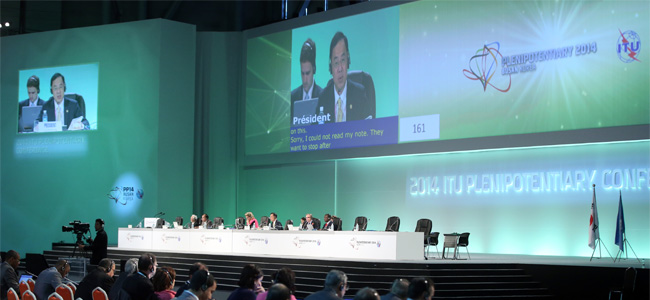 ITU puts information, communication technology at forefront of global issues