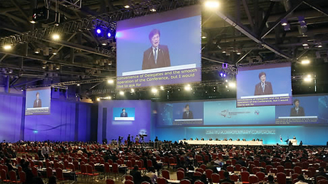 ITU conference closing