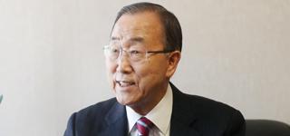 (Interview Yonhap) Ban Ki-moon pourrait rejoindre une «troisième zone politique»