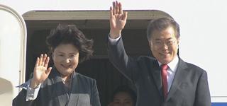 Une importante délégation d'hommes d'affaires accompagnera Moon en Chine