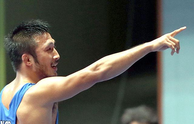 (Interview Yonhap) Un ancien partenaire d'entrainement de lutte participe enfin aux JO