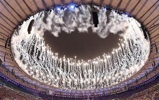 Rio 2016 : cérémonie de clôture sur fond de musique brésilienne