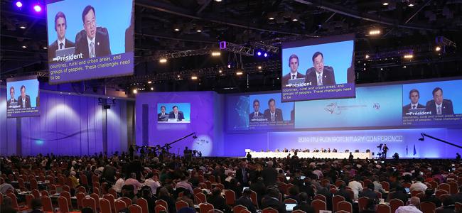 L'UIT met en avant les TIC pour la résolution de questions mondiales