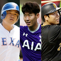 [포토무비] '세계가 좁다'…2015년 펄펄 나는 '한국 선수들'