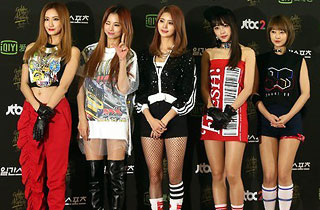 "EXID 밸런타인데이에 콘서트…""팬들과 공약 지킨다"""