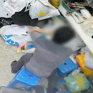 [현장영상] 동대문시장 30년 터줏대감 도둑…4번째 철창신세