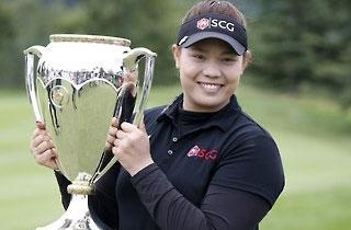 -LPGA- 쭈타누깐, 시즌5승…김세영 2위·전인지 3위