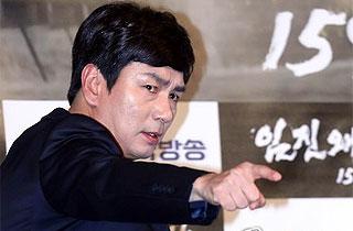 """'악역 전문' 이철민 """"임권택감독 내 눈빛에 반했다"""""""