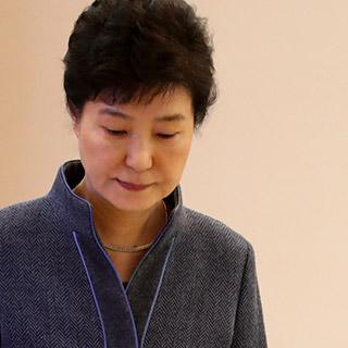 [포토무비] 박 대통령 탄핵가결 총력