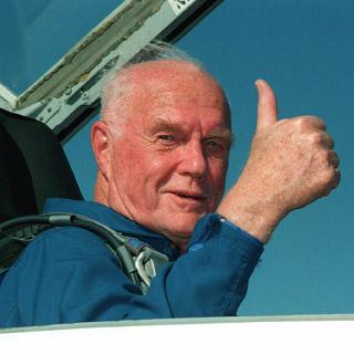 [포토무비] '최고령 우주인' 존 글렌 별세…그는 누구