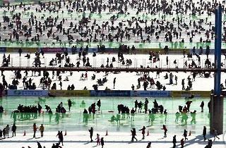 화천산천어축제 연일 호황…상품권 6만5천장 유통