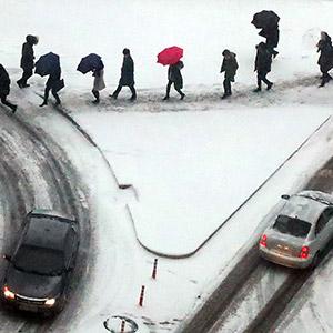 [포토무비] 大寒 폭설에 전국이 빙판…출근 대란