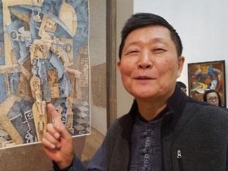 강제이주 80년 기념展 여는 고려인 문 빅토르