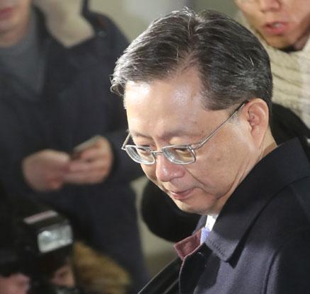 특검 '마지막 승부수'…우병우 구속영장 청구