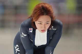 [아시안게임] 이상화, 1,000m 출전 결정…고다이라와 맞대결