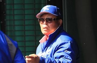 """김인식 감독 """"타자들 빠른 공 볼 기회…투수들은 괜찮다"""""""