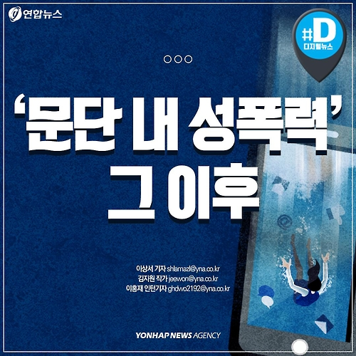 [카드뉴스] '문단 내 성폭력' 그 이후…명예훼손 소송 봇물