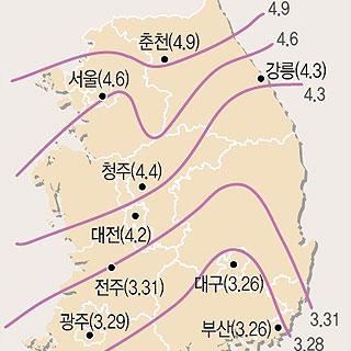 벚꽃 서울서 4월 6일 개화…평년보다 2∼5일 빨라