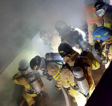 신월동 단독주택 화재