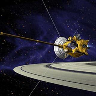 [포토무비] 토성 탐사선 카시니호 '위대한 최후' 시작