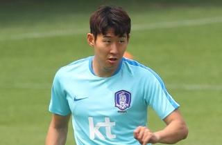 """손흥민의 직언 """"U-20 대표팀, 헝그리정신이 중요!"""""""