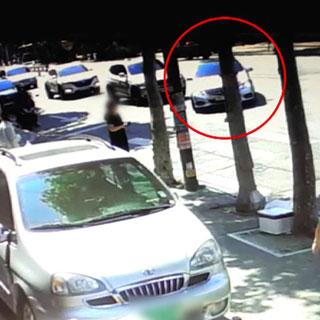 [현장영상] 진로 방해에 격분, 폭행·보복 운전한 30대