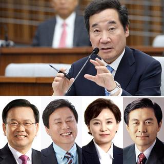 [포토무비] 이낙연 인준안 31일 표결…靑, 4개부처 장관인선