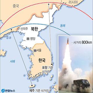 '현무-2C' 미사일 북한 전역 사정권