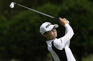박성현, LPGA 월마트 챔피언십 1R 단독 선두