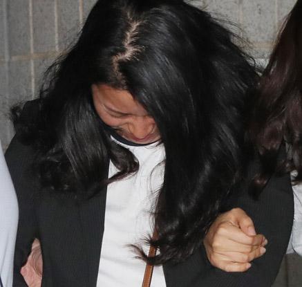 긴급체포된 '문준용 의혹 허위제보' 국민의당 당원