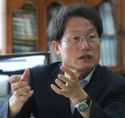 """조희연, 외고·자사고 일괄 폐지 반대…""""중장기적으로 바꿔야"""""""