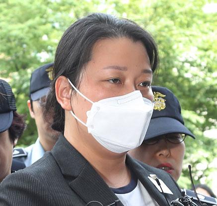 '대통령 아들 의혹조작' 국민의당 당원 이유미 구속