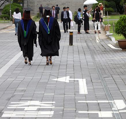 졸업하면 어디로 가나요