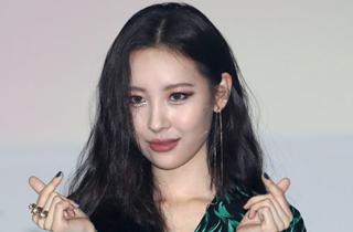 """선미 """"JYP 떠나 새도전…믿고듣는 선미 되고싶어"""""""