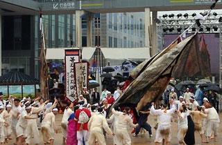 민초들의 예술 전승·보존…한국민속예술축제 김해서 개막