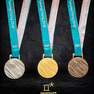 [포토무비] '2018 평창올림픽' 메달 공개…올림픽 메달 변천사