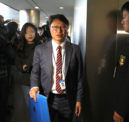 경찰 MBC 압수수색