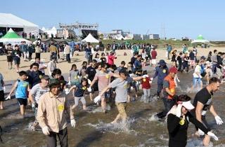 17만명 즐긴 양양 연어축제 나흘 일정 마무리