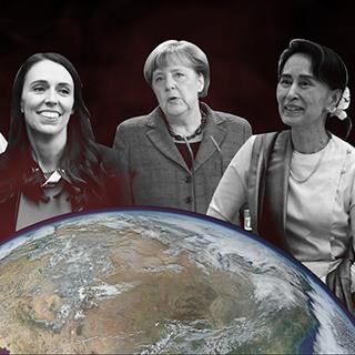 [포토무비] 뉴질랜드 30대 여성총리 탄생…세계 정치무대 '女風'