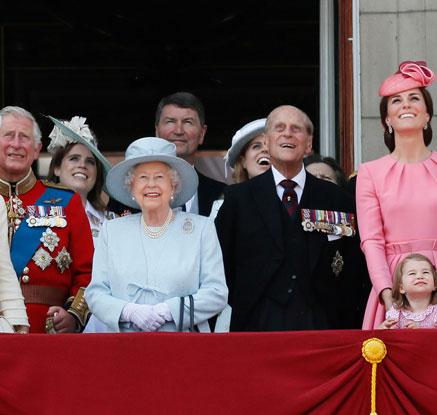 엘리자베스 여왕·필립공 결혼 70주년…英 군주 최초
