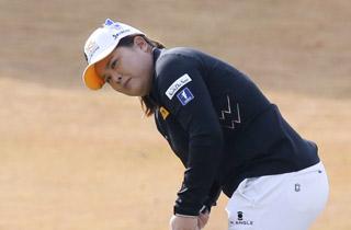 """박인비 """"경주 골프대회 상금 일부, 지진 피해 돕기 기금으로"""""""