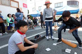 군산시간여행마을 '한국관광의 별'로 떴다