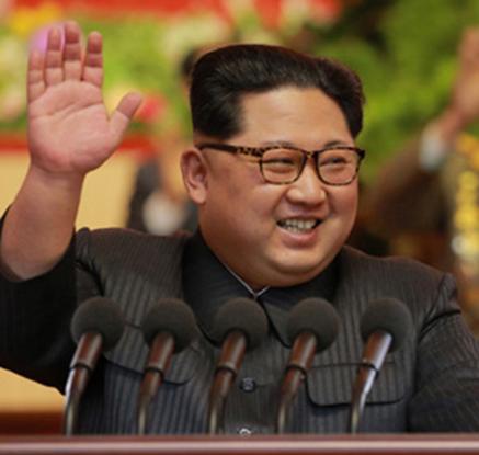 북한 군수공업대회 폐막…김정은 연설