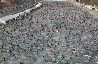 화천산천어축제 18일부터 낚시터 온라인 예약 돌입