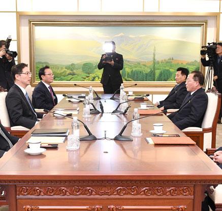 '북 평창 참가' 남북 차관급 실무회담